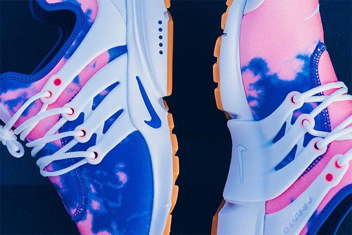 Wmns Nike Air Presto Td White Blue Nebula Blue Nebula Sneaker Politics Aq5897 100 5