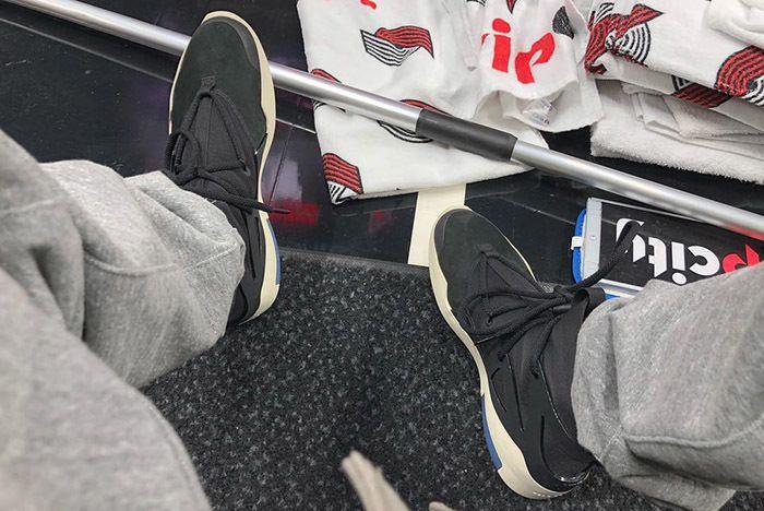 Jerry Lorenzo Fear Of God Nike Black 2