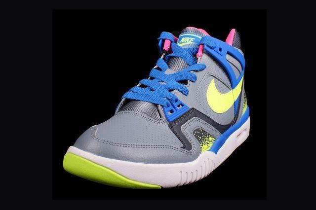 Nike Air Tech Challenge 2 Gs Photo Blue 1