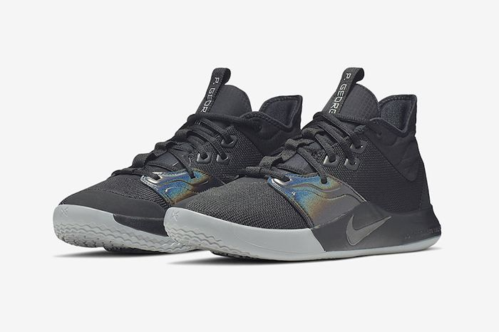 Nike Pg 3 Iridescent Ao2608 003 Release Date Pair