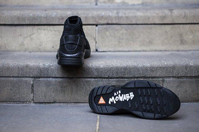Nike Air Mowabb Og Black 21