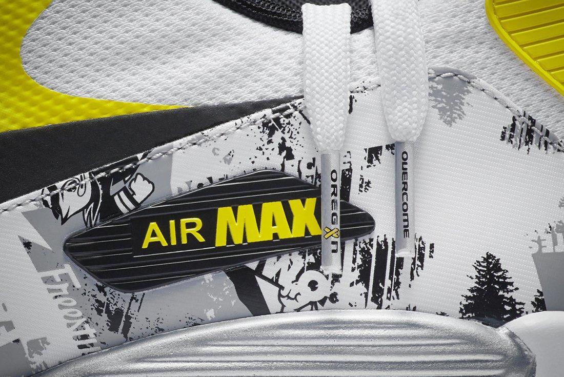Nike Air Max 90 Doernbecher 3