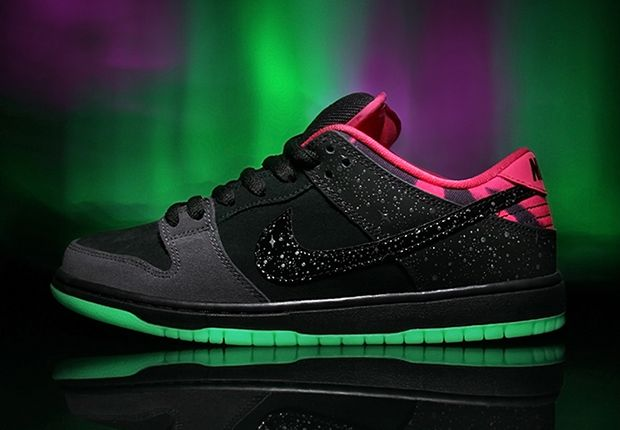 Nike SB Dunk Low 'Northern Lights'(2014)