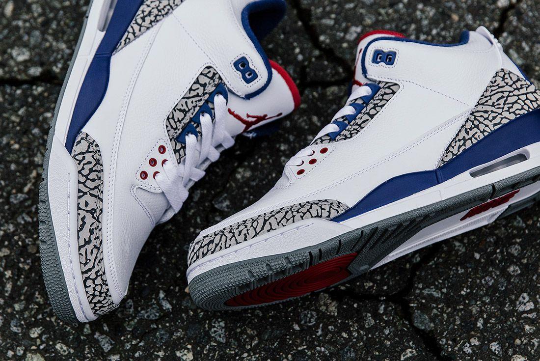 Air Jordan 3 Retro True Blue23