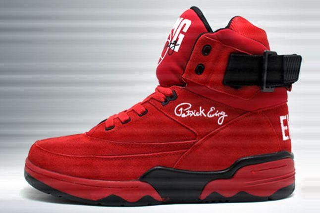 Ewing Athletics 33 Hi Red 01 1