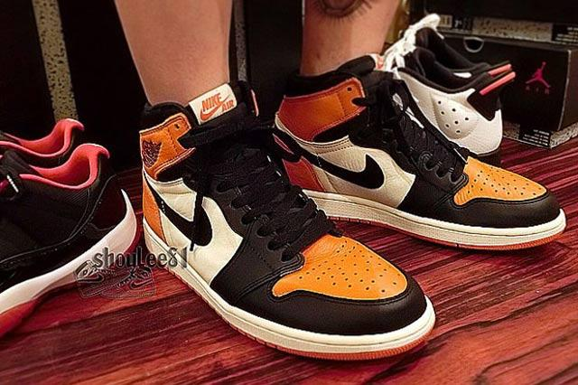 Air Jordan 1 Retro High Og Shattered Backboard 5