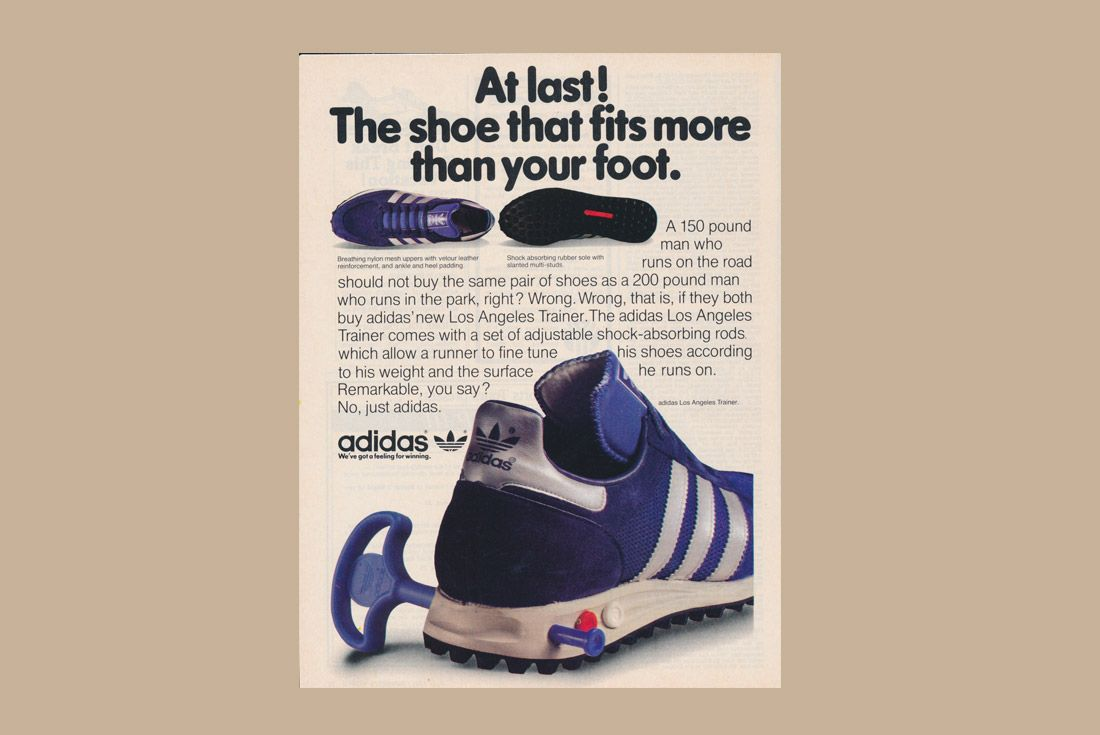 Material Matters Fables Of The Forgotten Adidas La