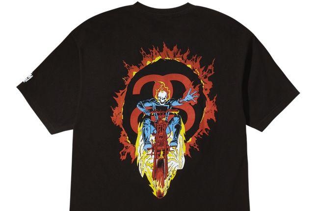 Stussy Marvel Ghost Rider 2 1