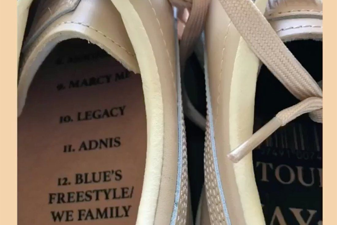 Beyonce Teases Jay Zs Puma Colab 2