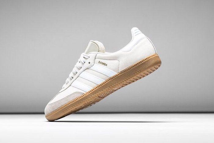 Adidas Samba White Gum 4