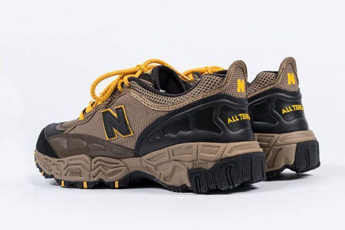 New Balance Ml801 Sb Brown 3