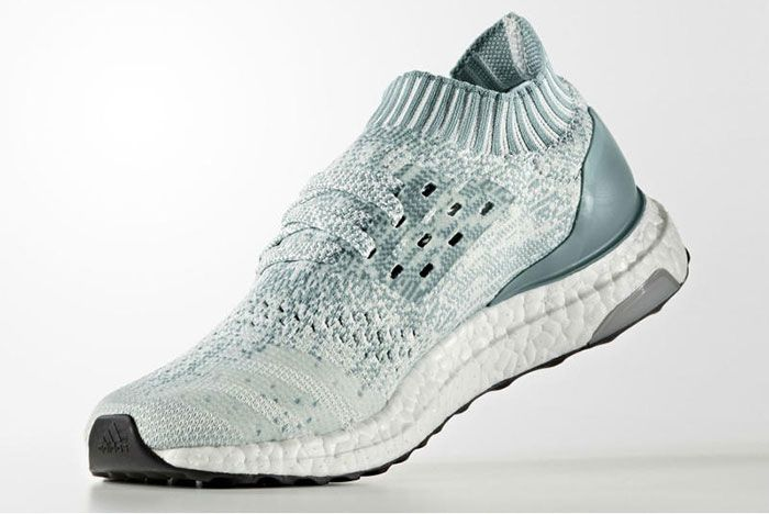 Adidas Ultraboost Uncaged Vapour Green 2