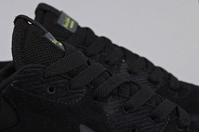 Nike Sb Koston Heritage Black Anthracite Atomic Green Tongue 1