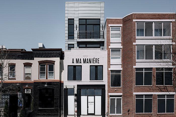 A Ma Maniere Hotel Concept 1