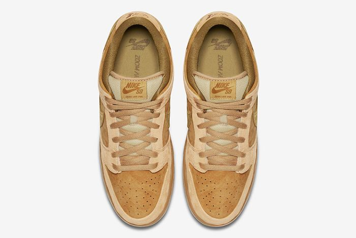 Nike Sb Dunk Low Reverse Wheat Forbes6