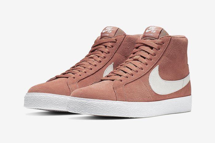 Nike Sb Blazer Dusty Peach Pair