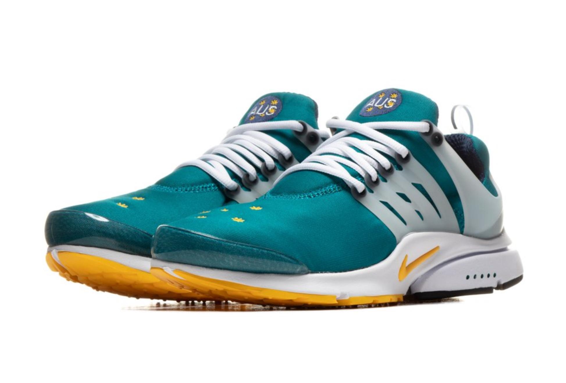 Nike Air Presto 'Australia'
