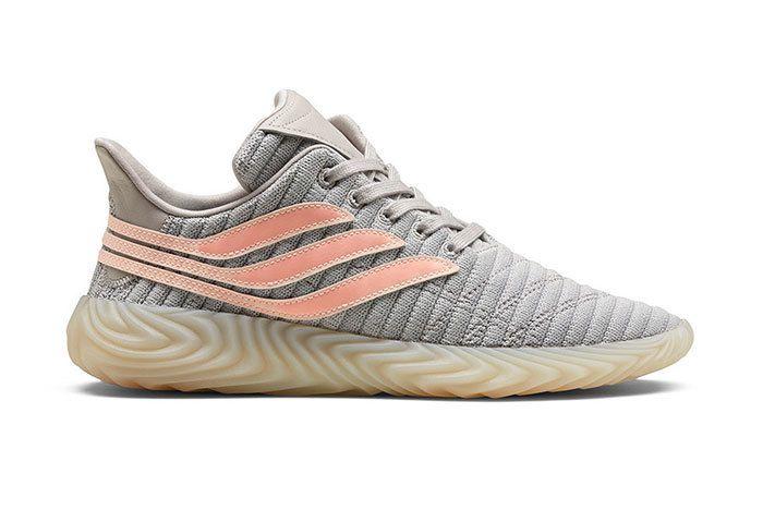 Adidas Sobakov Grey Pink 1