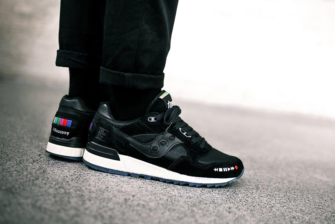 The Good Will Out X Saucony Shadow 5000 Vhs33