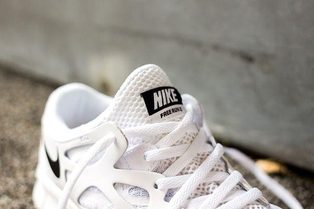 Nike Free Run 2 White Out 2