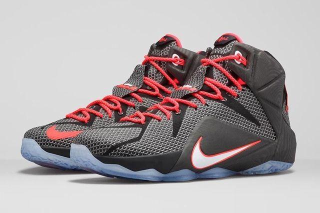 Nike Lebron 12 Court Vision 5
