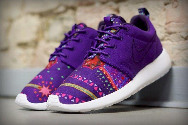 Nike Wmns Roshe Run Qs Moypup 4