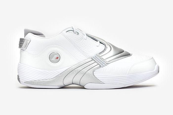 Reebok Answer V White Matte Silver Dv6959 2019 Retro Release Date Lateral