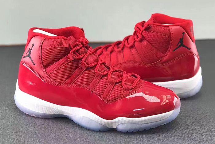 Sneak Peek Air Jordan 11 Gym Red To Release This Holiday Season9