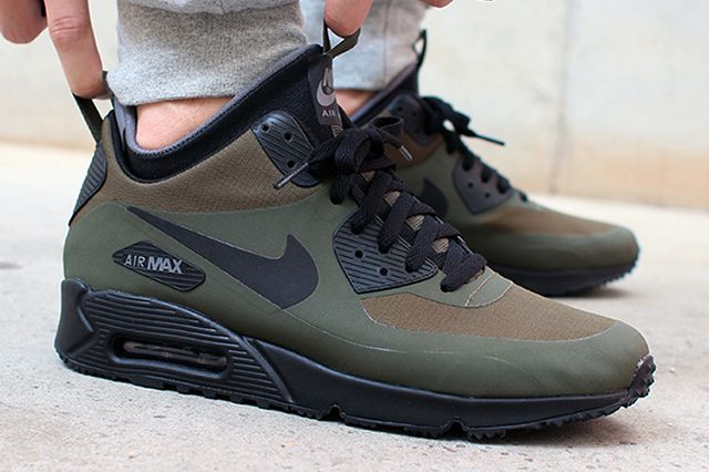Nike Air Max 90 Mid Wntr Dark Loden Thumb