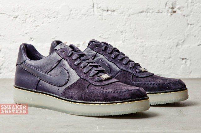Nike Af1 Downtown Dark Purple 3 640X4261