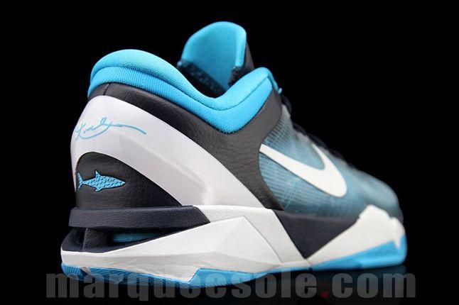 Nike Kobe 7 Predator Pack Shark 03 1