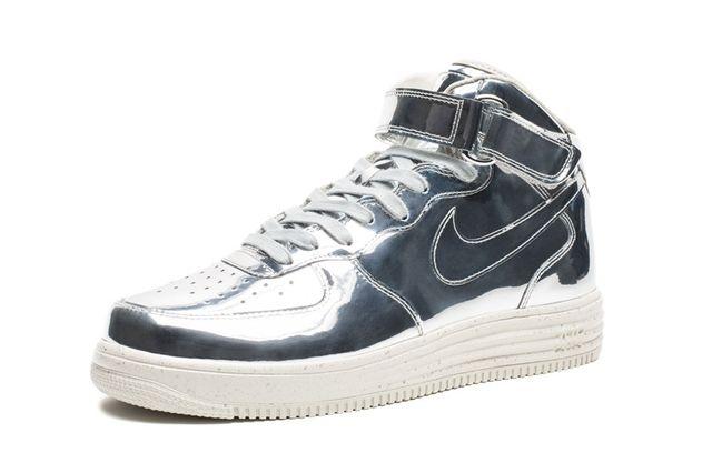 Nike Lunar Force 1 High Sp Liquid Metal Pack 1