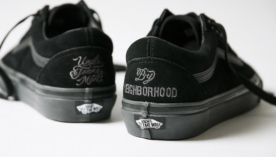 NEIGHBORHOOD Mister Cartoon Vans Old Skool Heel