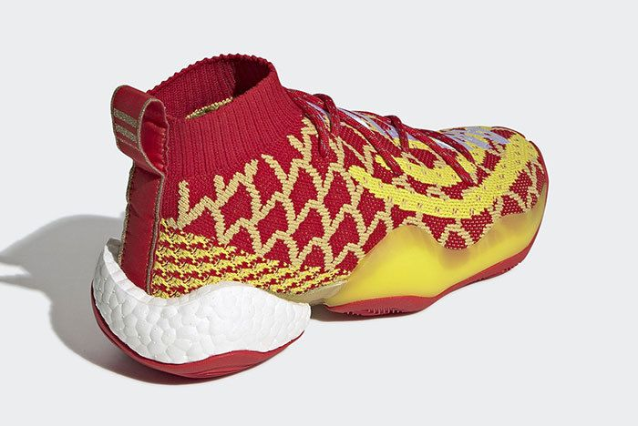 Pharrell Adidas Crazy Byw Chinese New Year 5