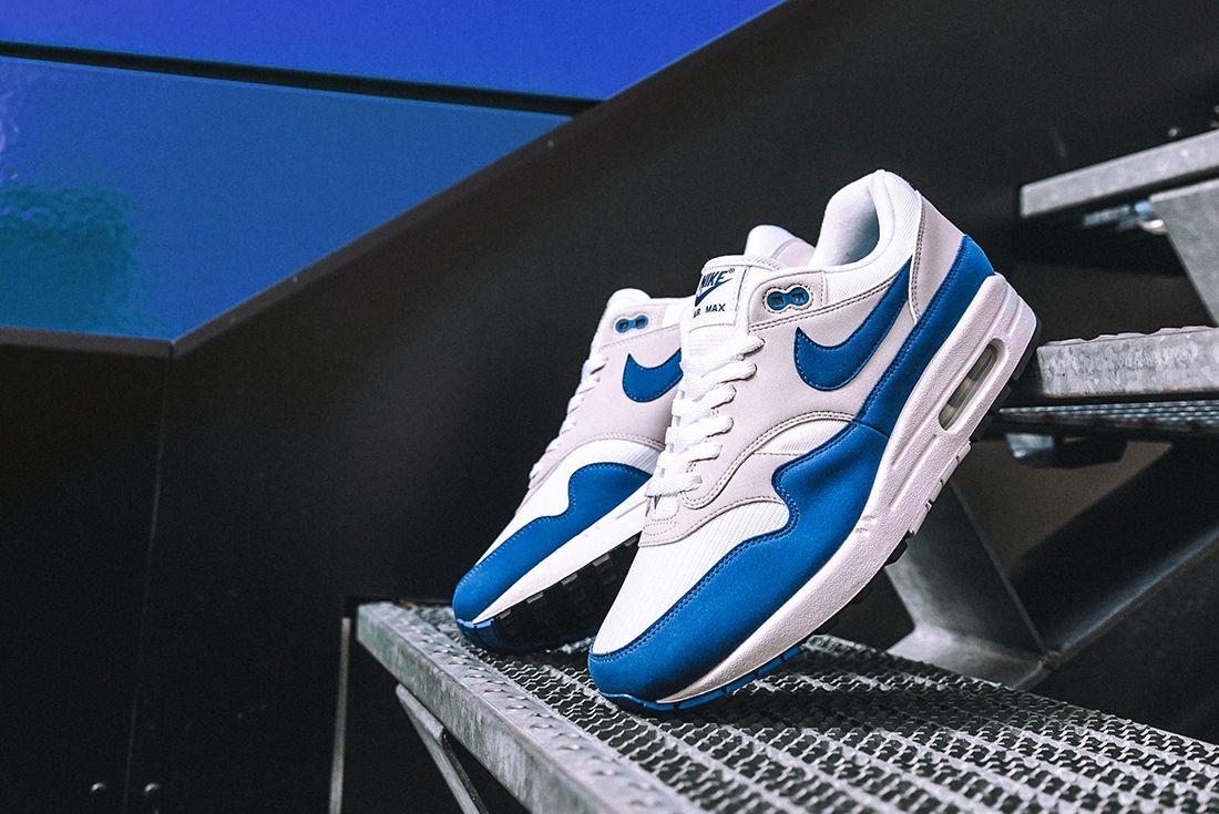 Nike Air Max 1 2017 Retro Anniversary Blue12