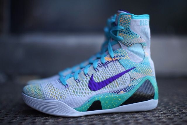 Nike Kobe Iv Elite Hero 1