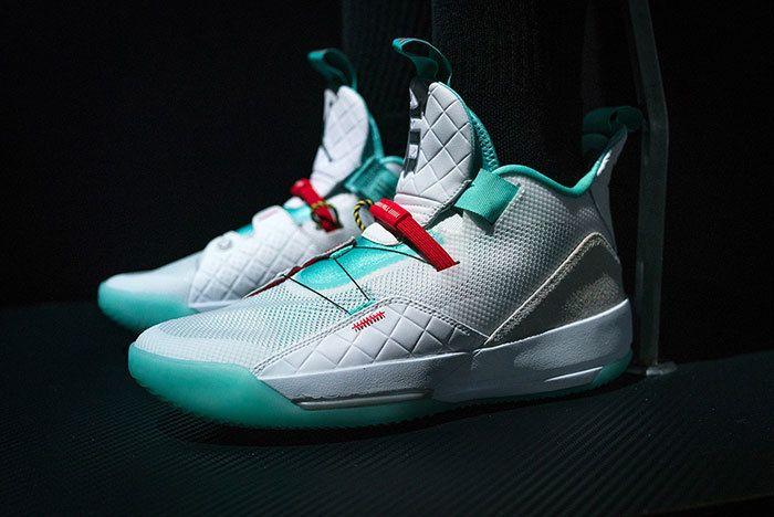 Air Jordan 33 Colourways Sneaker Freaker 22