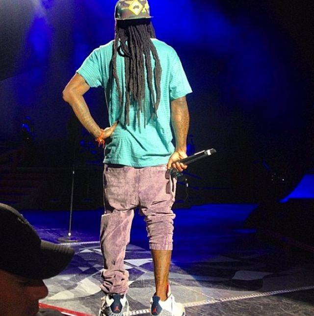 Lil Wayne Sneaker Style Profile 19