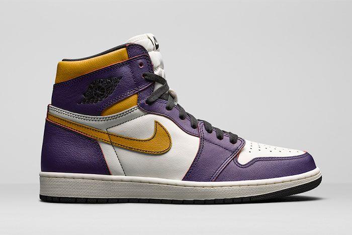 Nike Sb Air Jordan 1 Court Purple Right 2
