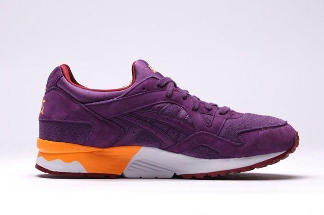 Asics Gel Lyte V Sunset Purple 7