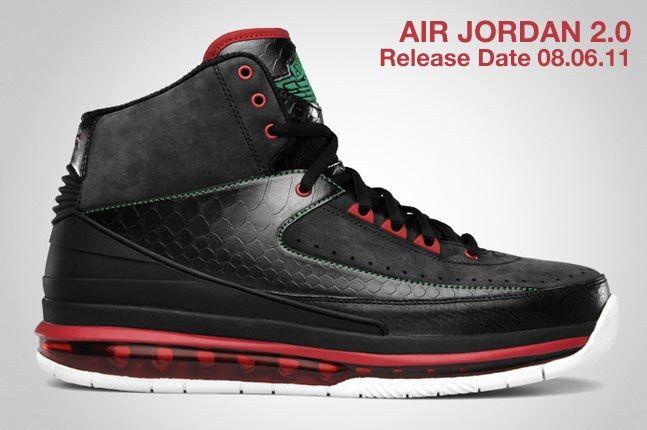 Air Jordan 2 0 1