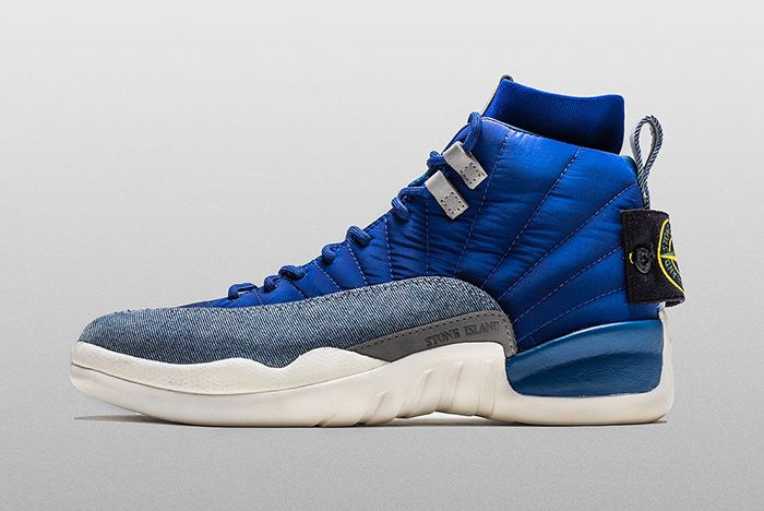 Stone Island Air Jordan 12 Drake Custom Buy 3