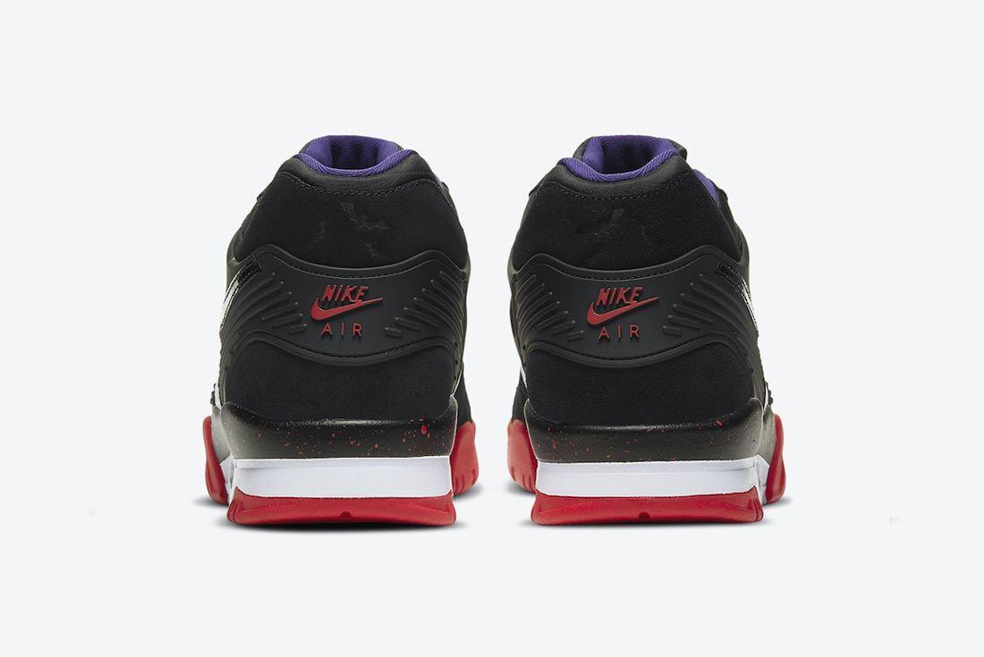 Nike Air Trainer 3 'Dracula'