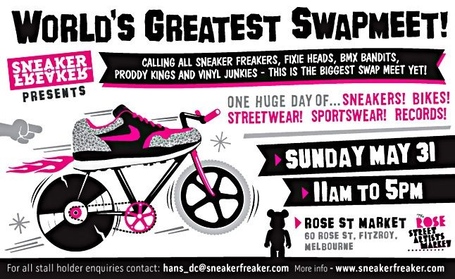 Worlds Greatest Swapmeet 1