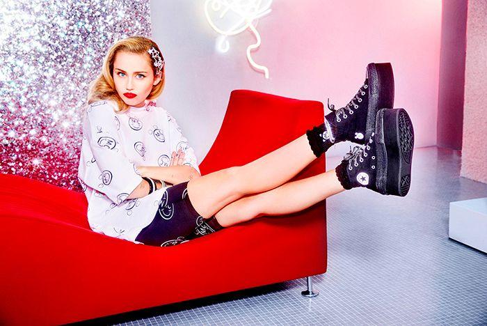 Miley Converse Capsule 5
