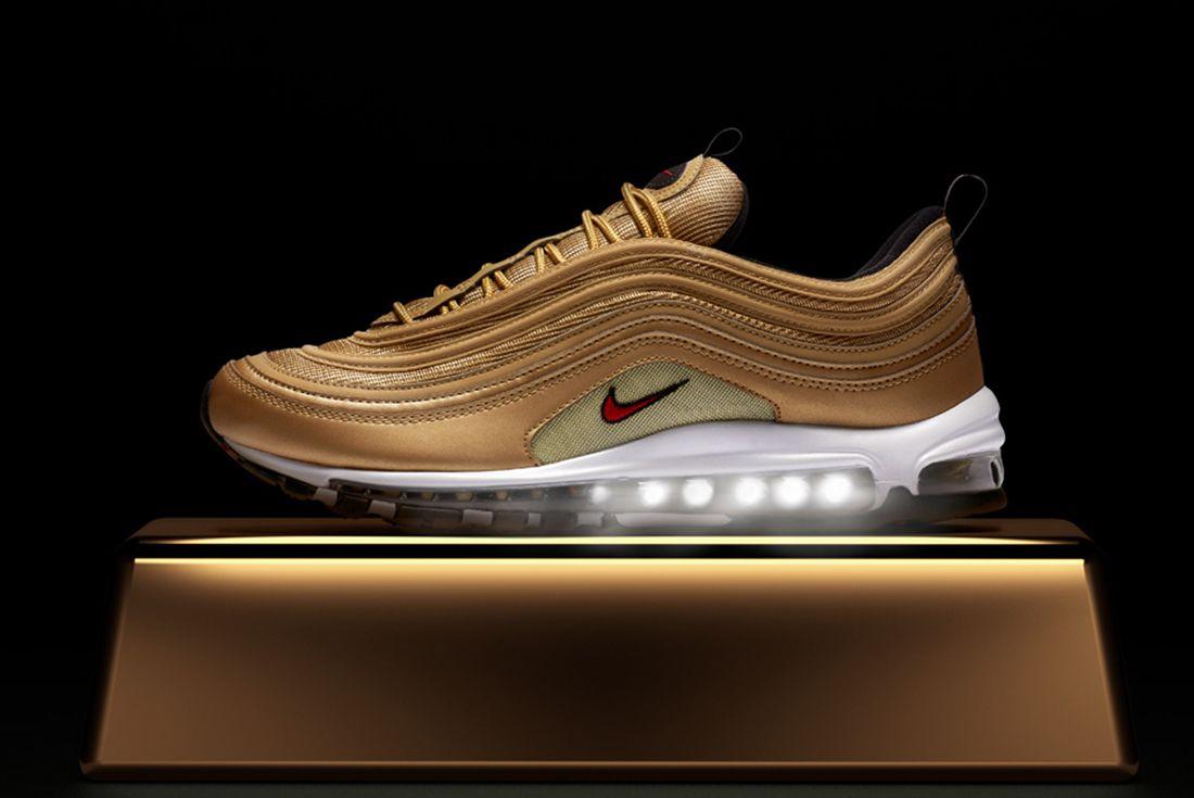 Nike Air Max Metallic Pack 2