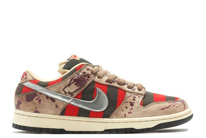 Nike Dunk Low Sb Freddy Kruger