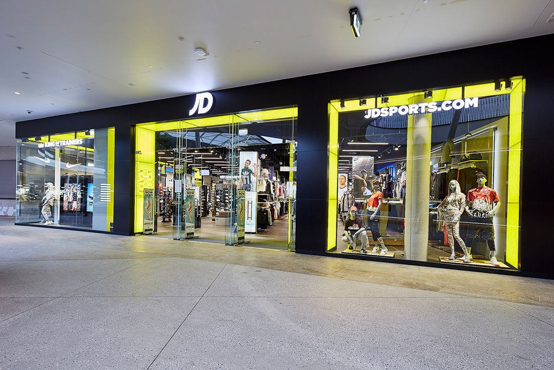 Take A Look Inside The New Pacific Fair Jd Sports Store3