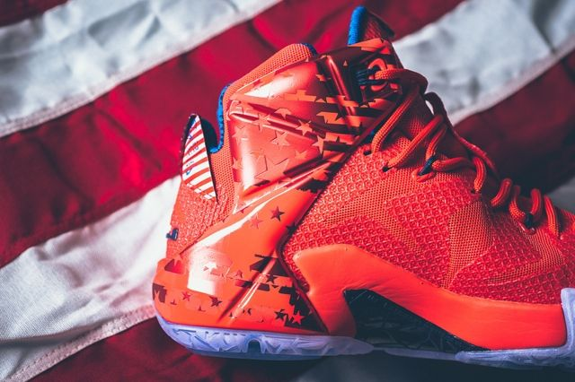 Nike Lb12 Independence Day Bumper 1