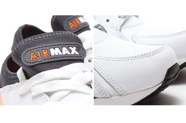 Nike Air Max 93 Black Hyper Crimson 3
